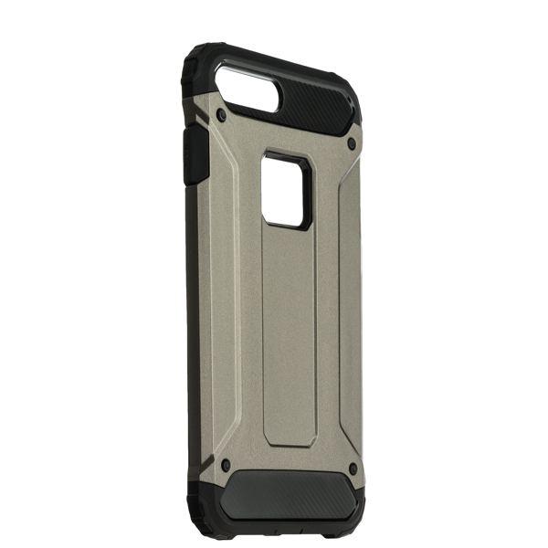 Накладка Amazing design противоударная для iPhone 8 Plus (5.5) (Серый Космос) - Графитовая
