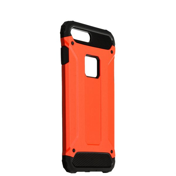 Накладка Amazing design противоударная для iPhone 8 Plus (5.5) Красная