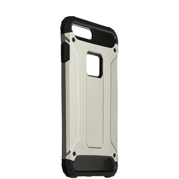 Накладка Amazing design противоударная для iPhone 8 Plus (5.5) Металлическая