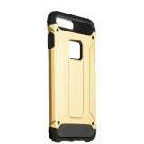 Противоударный чехол - накладка для iPhone 8 Plus Amazing design, цвет золотистый