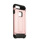 Противоударный чехол - накладка для iPhone 8 Plus Amazing design, цвет розовое золото