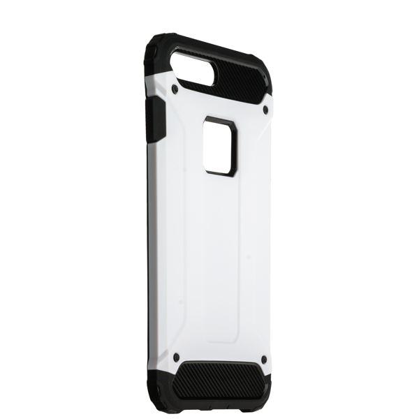 Накладка Amazing design противоударная для iPhone 8 Plus (5.5) Белая