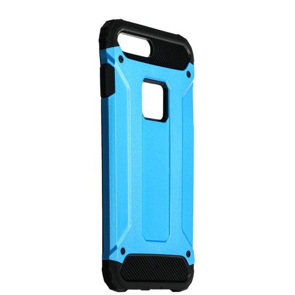 Накладка Amazing design противоударная для iPhone 8 Plus (5.5) Голубая