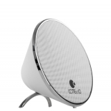 Портативная Bluetooth колонка COTEetCI BS - 02 Conical Bluetooth Speaker (CS5020 - WH) White, цвет белый