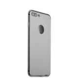 Супертонкий пластиковый чехол - накладка для iPhone 8 Plus ICSES (0.3 мм), цвет прозрачный матовый
