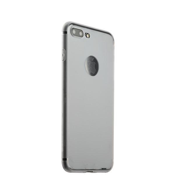 Накладка силиконовая для iPhone 8 Plus (5.5) матовая в техпаке