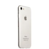 Чехол силиконовый для iPhone 8 (4.7) супертонкий в техпаке (прозрачный)