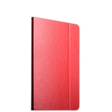Кожаный чехол для iPad Air 2 XOOMZ Knight Leather Book Folio Case (XID603red), цвет красный