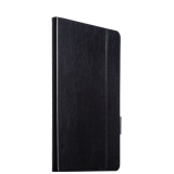 Чехол кожаный XOOMZ для iPad Pro (9.7) Knight Leather Book Folio Case (XID701bl) Черный
