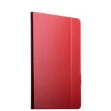 Кожаный чехол для iPad Pro 9.7 XOOMZ Knight Leather Book Folio Case (XID701red), цвет красный