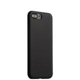 Силиконовый чехол - накладка для iPhone 7 Plus COTEetCI Silicone Case (CS7018 - BK), цвет черный