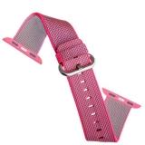 Нейлоновый ремешок для Apple Watch (42 mm) COTEetCI W11 NYLON BAND (WH5215 - PK - 42) Pink, цвет розовый