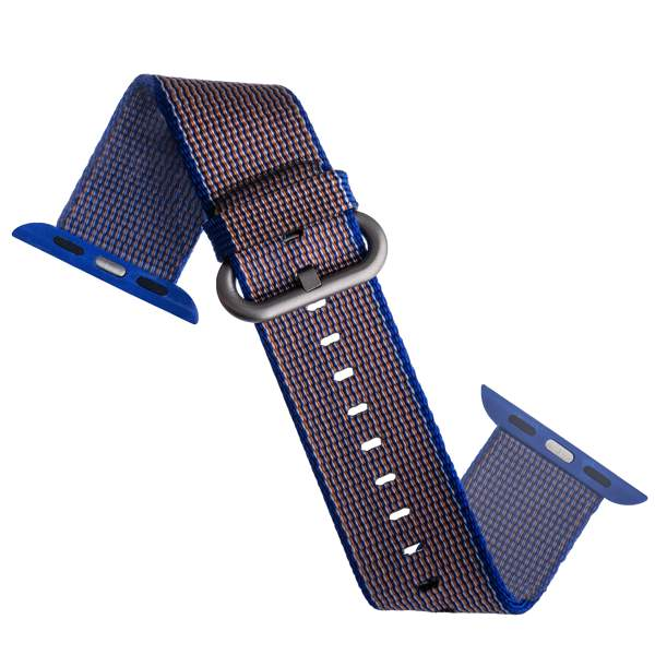 Нейлоновый ремешок для Apple Watch (44 mm) COTEetCI W11 NYLON BAND (WH5215 - PR - 42)rple, цвет фиолетовый