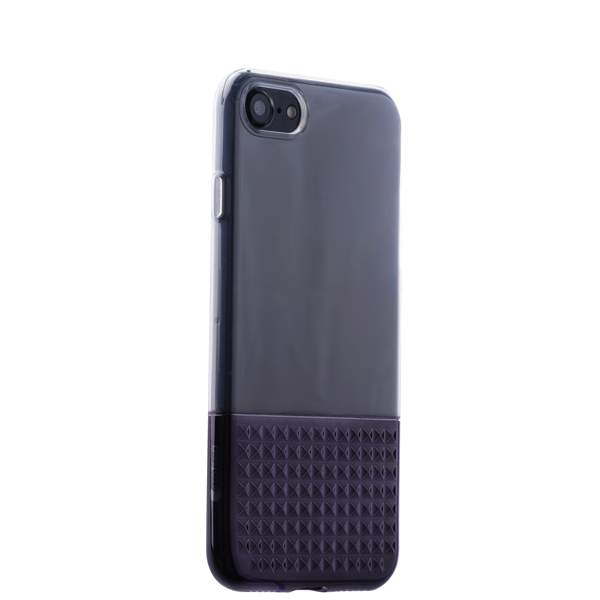 Чехол-накладка силиконовый COTEetCI Gorgeous Silicone Case для iPhone 8 (4.7) CS7028-LK Черный