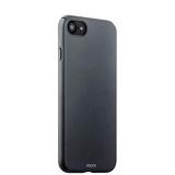 Чехол-накладка пластик Soft touch Deppa Air Case D-83269 для iPhone SE (2020г.) 1 мм Графитовый