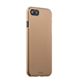 Чехол-накладка пластик Soft touch Deppa Air Case D-83270 для iPhone 8 (4.7) 1 мм Золотистый