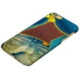 Пластиковый чехол - накладка для iPhone 6S Umku Jeans Soft - touch вид 9