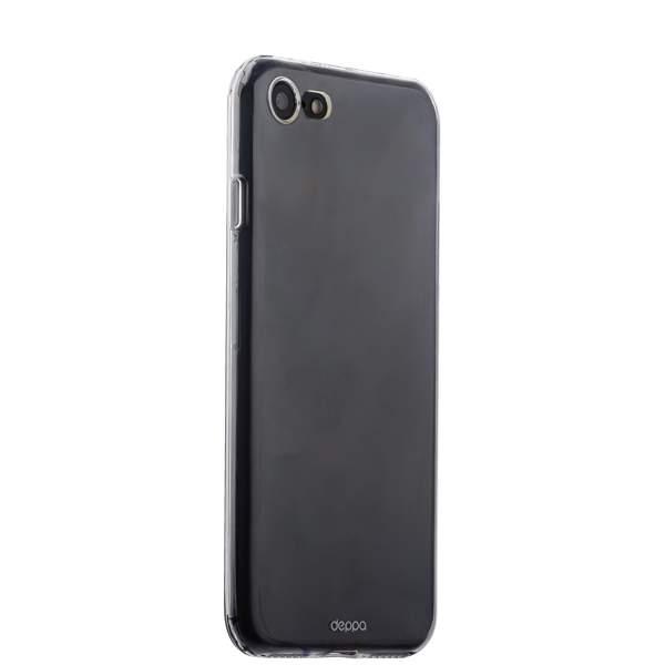 Чехол-накладка силикон Deppa Gel Case D-85251 для iPhone 8 (4.7) 0.8 мм Прозрачный