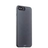 Чехол-накладка пластик Soft touch Deppa Air Case D-83274 для iPhone 7 Plus (5.5) 1 мм Графитовый