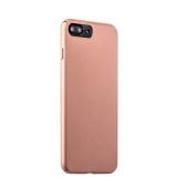 Чехол-накладка пластик Soft touch Deppa Air Case D-83276 для iPhone 7 Plus (5.5) 1 мм Розовое золото