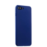Чехол-накладка силикон Soft touch Deppa Gel Air Case D-85272 для iPhone 8 Plus (5.5) 0.7 мм Синий