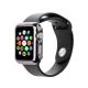 Пластиковый чехол для Apple Watch Series 1 (38 mm) COTEetCI Soft case (CS7015 - GC), цвет графитовый
