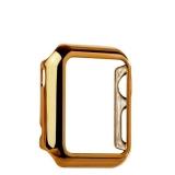 Пластиковый чехол для Apple Watch Series 1 (38 mm) COTEetCI Soft case (CS7015 - CE), цвет золотистый