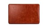 Чехол для Apple MacBook Air 11 iCarer Vintage Book Style Slim Folio, цвет красный