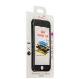 Противоударный чехол для iPhone 7 - 360 Protect Case & 9H Tempered Glass,цвет черный