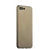 Силиконовый чехол - накладка для iPhone 8 Plus J - Case Delicate Series Matt (0.5 мм), цвет графитовый