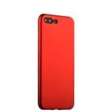 Силиконовый чехол - накладка для iPhone 7 Plus J - Case Delicate Series Matt (0.5 мм), цвет красный