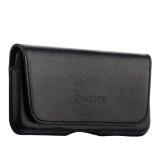 Чехол - кобура (вынут. маг.) кожаный Valenta (С - 918 2XL) Durban для iPhone 5/5S/5C/SE на ремень черный