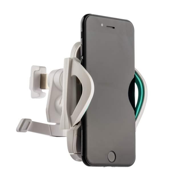 Автомобильный держатель для смартфонов COTEetCI ST - 05 (ST3105 - WH) на присоске (ширина 100 мм), цвет белый