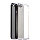 Чехол-накладка силикон Deppa Gel Plus Case D-85283 для iPhone 7 (4.7) 0.9 мм Графитовый матовый борт