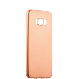 Чехол - накладка силиконовый J - case Delicate Series Matt 0.5mm для Samsung Galaxy S8 Розовое золото