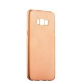 Чехол - накладка силиконовый J - case Delicate Series Matt 0.5mm для Samsung Galaxy S8 Plus Розовое золото