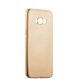 Чехол - накладка силиконовый J - case Delicate Series Matt 0.5mm для Samsung Galaxy S8 Plus Золотистый