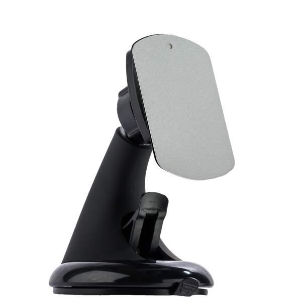 Магнитный автомобильный держатель для смартфонов Deppa Crab Mage One (D - 55134) на присоске, цвет черный