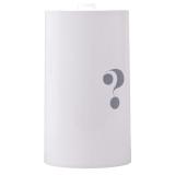 Внешний аккумулятор Wisdom YC - YDA11 Portable Power Bank 10400 mAh ceramic white (USB выход: 5V 1A & 5V 2A), цвет белый