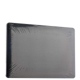 Чехол для Apple MacBook Air 11 BTA - Workshop Wrap Shell - Twill карбоновый, цвет черный