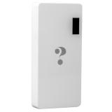 Внешний аккумулятор Wisdom YC - YDA18 Portable Power Bank 13000 mAh white (USB выход: 5V 1A & 5V 2.1A), цвет белый