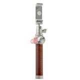 Монопод для селфи COTEetCI Aluminum Self-Stick (Bluetooth) CS5107-TS алюминиевый, 1000мм Серебристый