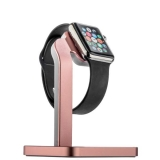 Док - станция для Apple Watch (iWatch) COTEetCI Base 4 Dock stand CS2094 - MRG, цвет розовое золото