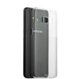 Чехол - накладка силикон Deppa Gel Case D - 85303 для Samsung GALAXY S8 SM - G950 0.8мм Прозрачный
