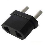 Адаптер сетевой Makel 10А/ 250V, для всех стандартов вилок, Черный