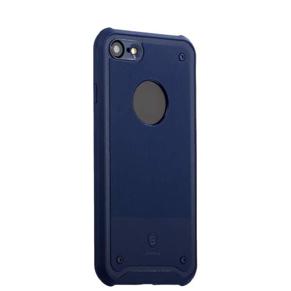Накладка Baseus ARAPIPH7-TS15 силиконовая Shield Case для iPhone 8 (4.7) Синяя