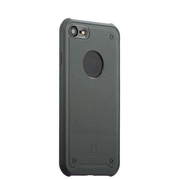 Накладка Baseus ARAPIPH7-TS0G силиконовая Shield Case для iPhone 8 (4.7) Серая