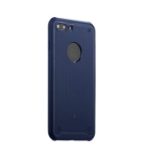 Накладка Baseus ARAPIPH7P-TS15 силиконовая Shield Case для iPhone 7 Plus (5.5) Синяя