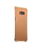 Чехол - накладка Element Case для Samsung GALAXY S8 SM - G950 Solace Золотистый (золотистый ободок)