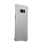 Чехол - накладка Element Case для Samsung GALAXY S8 SM - G950 Solace Серебристый (серебристый ободок)